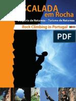 Escalada Em Rocha Em Portugal