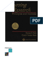 Nursing Research-Principles and Methods (7e 2003)