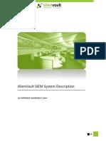 Alien V SIEM System Description-V4