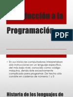 Introducción a la Programación (Vista Rápida)
