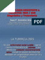 Tuberculosis Mdr Xdr Sabogal