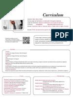 Curriculum Pablo Pastor