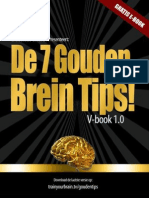 7 Gouden Brein Tips eBook