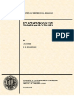2010 Idriss Boulanger SPT Liquefaction CGM-10-02