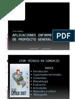 Aplicaciones as 08 09 ProgramaciÓn Del Curso [Modo de ad