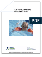 Pool Operators Manual