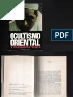 Mir Shemesh - Ocultismo Oriental y Filosofia Yoga