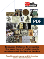Recovered Histories Education Pack