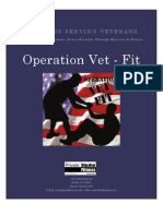 Operation Vet Fit Overview