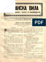 Bosanska vila [godina 3, broj 4; 16.2.1888]