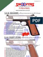 Shooters Catalog
