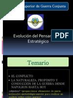LD-Evolución Pensamiento 2012