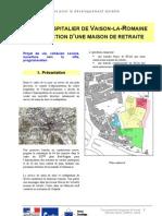 EQ _maison de Retraite Au Centre de Vaison-La-Romaine