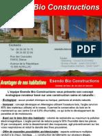 Esendo.bio Constructions