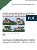 Maisons écologiques Fiabitat