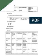 Caracterizacion y Diagrama de Flujo