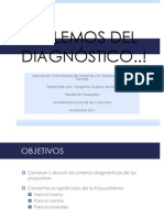 Presentacion DX. Esquizofrenia
