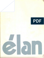 Elan Brochure Cover