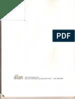 Elan Brochure ii
