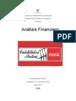 analisis financiero Andina
