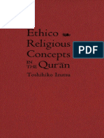 Izutsu - Ethico-Religious Concepts in the Qur'an (2002)
