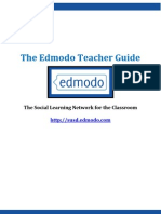 Edmodo Teacher Guidev4!5!12