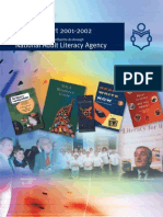 National Adult Literacy Agency annual report 2002