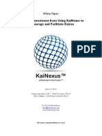 KaiNexus ROI White Paper June 2012