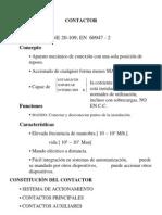 Contactor - Norma