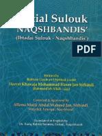 Initial Sulook Naqshbandis Ibtadai Sulouk Naqshbandis