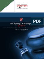Air Springs Cab - Convoluted
