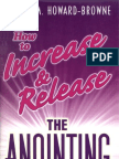 How to Increase and Release the Anointing- Rodney Howard Browne