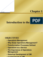 Chap 001 operation management