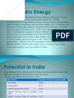 hydropower projects.ppt