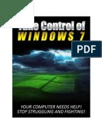 p Take Control of Windows 7