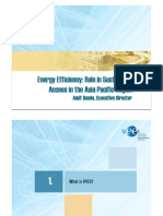 Amit Bando - Asia Pacific Dialogue on Clean Energy Governance, Policy, And Regulation-1!6!12