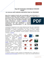 ArduSat sajtóközlemény