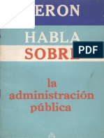Perón, Juan. Discursos Nº 2 . Editorial Codex, 1974.