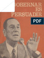 Perón, Juan. Discursos Nº 6 . Editorial Codex, 1974.