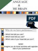 Language&The Brain