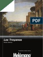 Los Troyanos de Hétor Berlioz, Opera. Transcripción y revisión