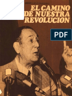 Perón, Juan. Discursos Nº 18 . Editorial Codex, 1974.