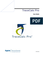 TraceCalc Pro v 2.0 Manual
