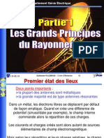 1- Les Grands Principes Du Rayonnement