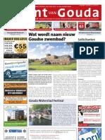 De Krant Van Gouda, 21 Juni 2012