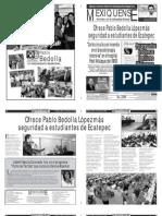 Versión impresa del periódico El mexiquense 21 junio 2012