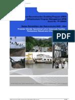 SOP Subproyek Fasilitas Pembayaran Rekonstruksi Infrastruktur