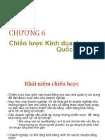 Chuong 6_Chien Luoc Kinh Doanh Quoc Te