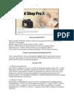 Paint Shop Pro X,XI - Porady