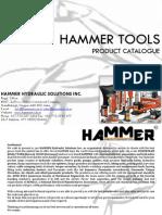 Hammer Tools Catalog